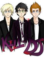GD: KILL THE DJ by lewisrockets