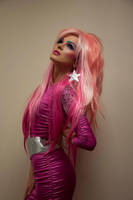 JEM AND THE HOLOGRAMS , BARBIE , COSPLAY , DOLL 7 by XNBcreative