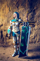 Redeemed Riven Cosplay - Redemption by ZerinaX