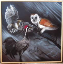 The Birds by Mista-Ni9e