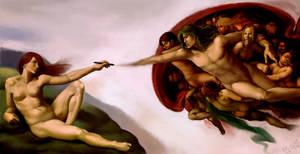 The Creation of Avaris by GisAlmeida