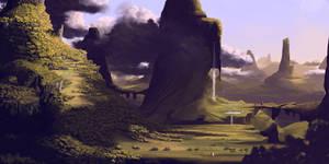 Avaris: D'Lantheryn by GisAlmeida