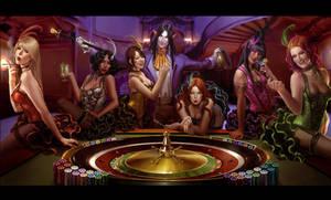 Avaris: Silvercast Casino by GisAlmeida