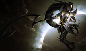 League of Legends: Eclipse Diana by GisAlmeida