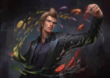 Final Fantasy XV: Thats it by GisAlmeida