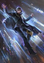 Final Fantasy XV: Armiger by GisAlmeida