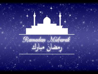 Ramadan Mubarak by ZainabImen