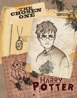Harry Potter by Ninidu