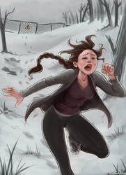 Running to nowhere by Ninidu