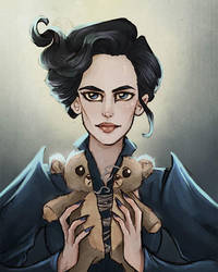 Miss Peregrine by Ninidu