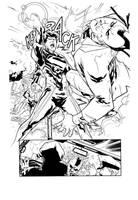 Superboy 13 pag 13 by apalomaro