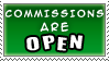 Commissions Open by SquirtleStamps