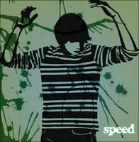 Inked Speed by Speedialga