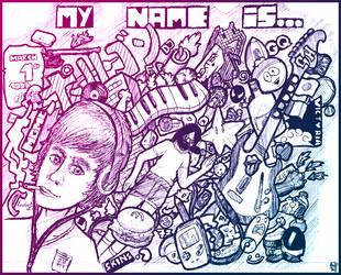 My Name Is... by Speedialga