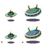 Space invaders by Speedialga