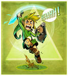 LINK by 3nrique