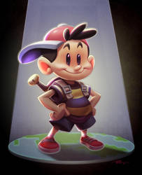NESS by 3nrique
