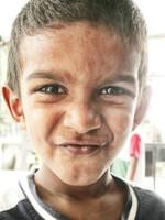 Orphan's smug smirk by reirainx