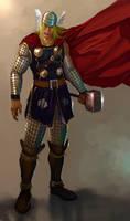 Thor by el-gallo