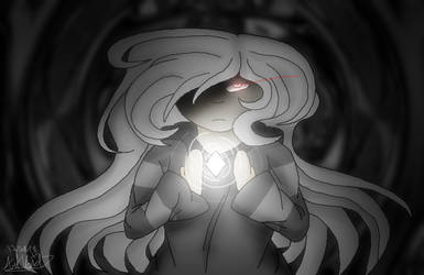 a powerful light by Art-Void7