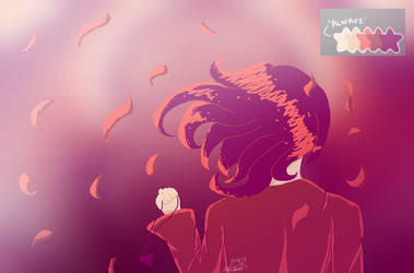 color palette challenge 4 - always by Art-Void7