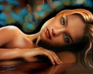 Natalia Vodianova by Lumpy25 by ThePortraitClub