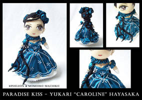 Paradise Kiss - Caroline by momoiro-machiko