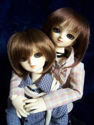 Siblings by momoiro-machiko