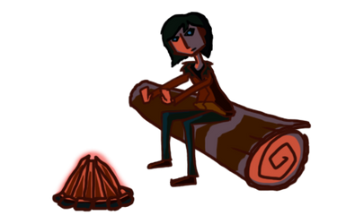 The Flame in the Flood Doodle by Mafon