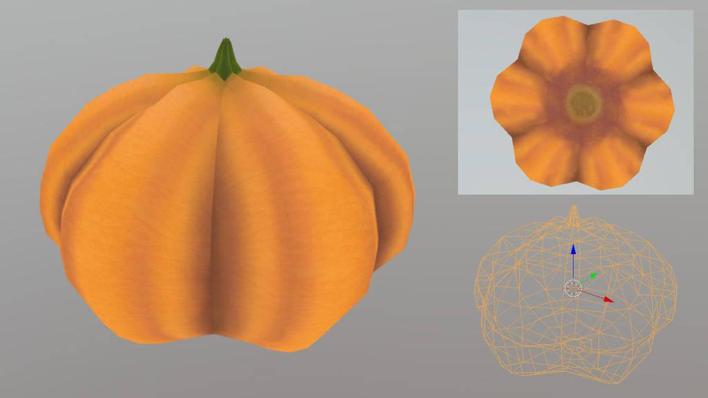 Pumpkin by Mafon