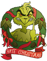 Hate Christmas by TaoCesar