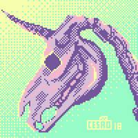 Unicorn Skeleton by TaoCesar