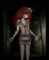 Silent Hill Nurse... by StellasStar
