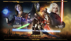 The Old Republic - Cosplay by GoldenCat-80087