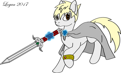 Silver Guardian - Magic Adept by TheHeroofHarmony