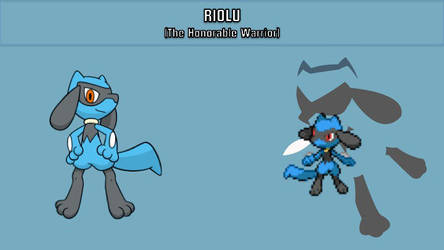 Cast Member #30 (Riolu) by 2319mi
