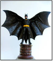 The Batman by PortraitSculptor
