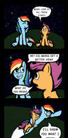 MLP Comic: Stars by DivineArms