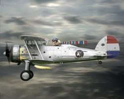 FlyingDutchman by WaltervanSanten
