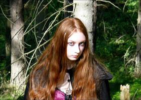 Witch Queen by Wilhelmine