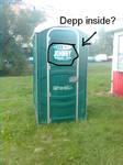 Johnny Depp inside? by Wilhelmine