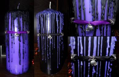 Ritual Candles - Samhain Nights Magic by Wilhelmine