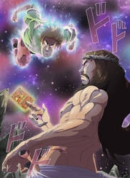 The Power of God and Anime by Endofdaysonmars