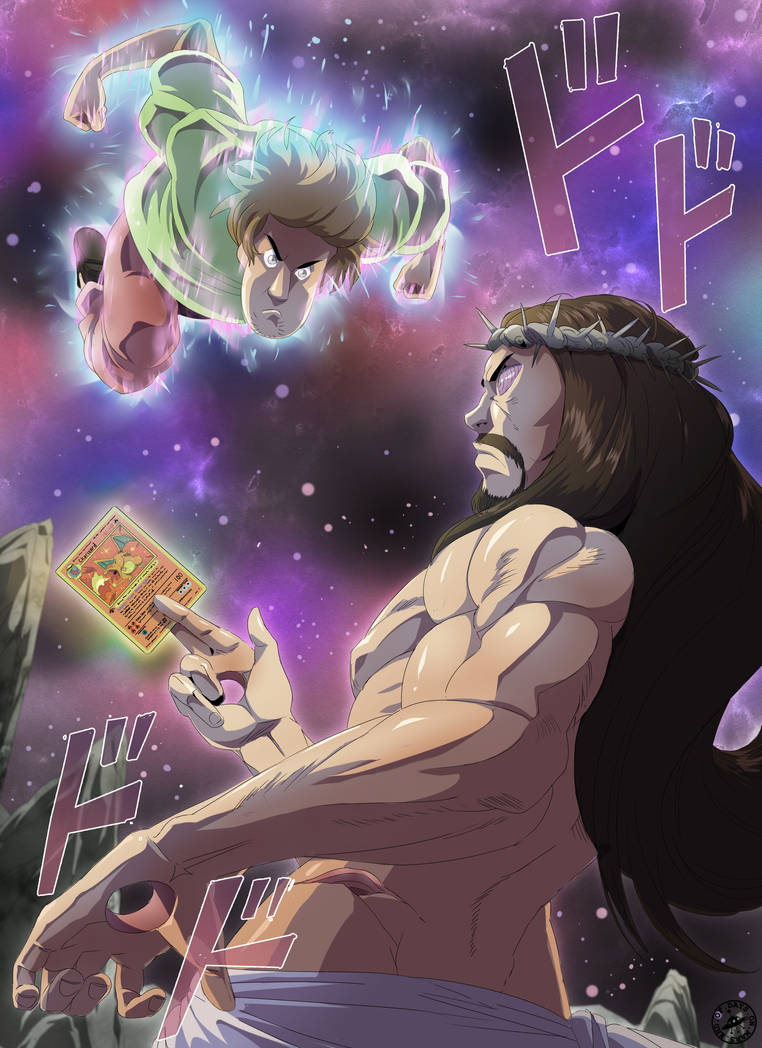 The Power of God and Anime by Endofdaysonmars on DeviantArt