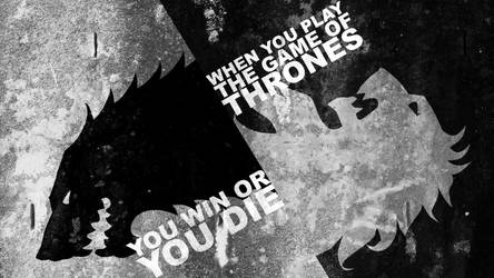 Game of Thrones-Win or die 1 by tibots