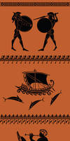 Argonauts vase plot by Shiroima