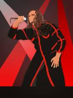 heavy metal vocal by Shiroima