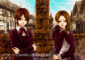 the WindoW by LanWu
