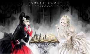 +Chess Game+ by LanWu