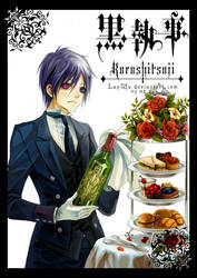 Ciel the Butler by LanWu
